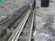 Септики. Водопроводы частным домам.  Сантехмонтаж.   240-17-59 Красноя
