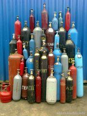Баллоны газовые, электроды