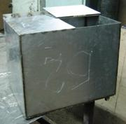 Изготовим бак в баню,  емкость под воду из нержавеющего или черного проката