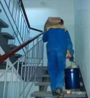 Перемещение мебели по этажам