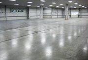 Промышленные бетонные полы любой сложности,  шлифовка бетона,  топпинг