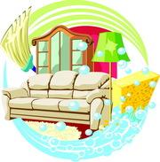 Уборка квартир,  домов,  коттеджей. (Качественно)
